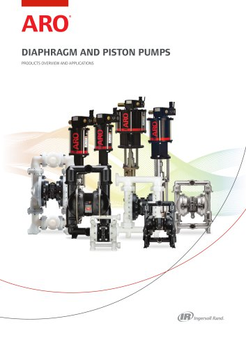 ARO DIAPHRAGM AND PISTON PUMPS - Overview
