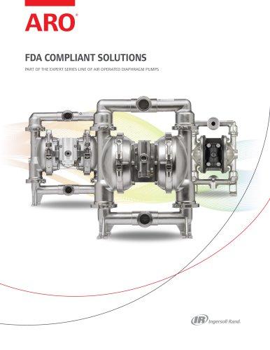 ARO FDA Compliant Pumps