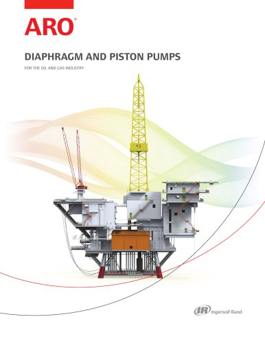 ARO Pumps for Oil & Gas