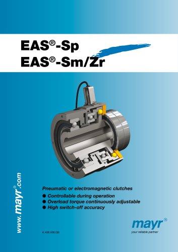 EAS-Sp/-Sm/-Zr