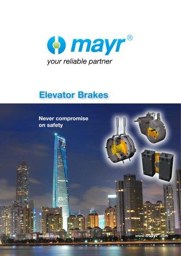 Elevator Brakes