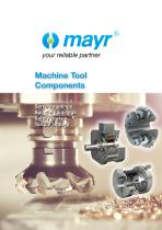 Machine Tool Components Spindle couplings