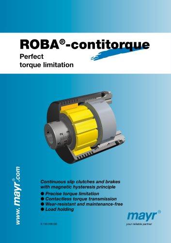 ROBA®-contitorque series