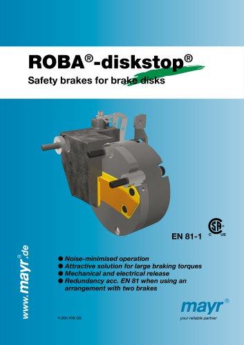 ROBA-diskstop