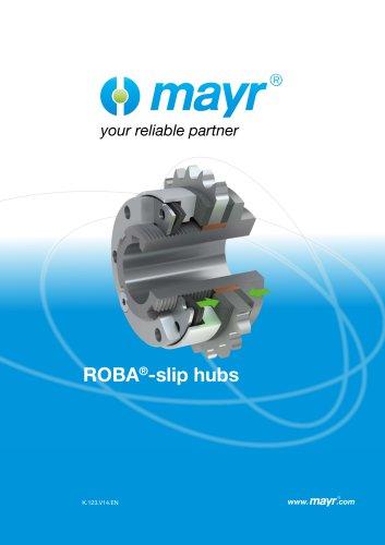 ROBA-slip hubs