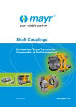 Shaft couplings