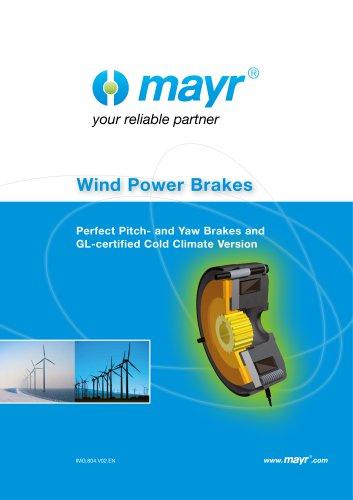Wind Power Brakes