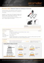 Elcometer 106/6 - Adhesion Tester for Coatings on Concrete