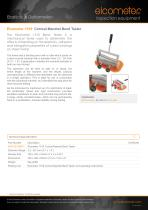 Elcometer 1510 - Conical Mandrel Bend Tester