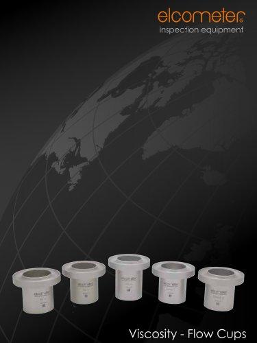 Elcometer - Flow Cups