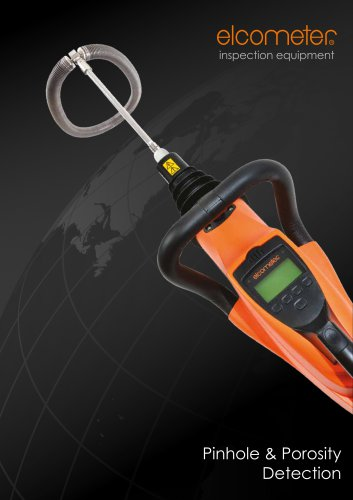 Elcometer - Pinhole & Porosity Detector