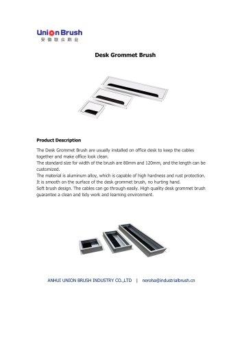 Desk Grommet Brush