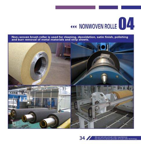 Nonwoven Roller