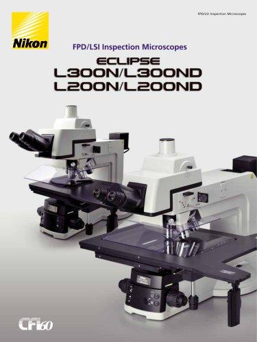 Eclipse L200N/L200ND/L300N/L300ND Series - Nikon Metrology