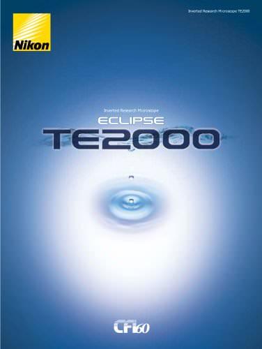 Eclipse TE2000 Brochure