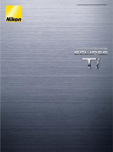 Eclipse Ti Brochure