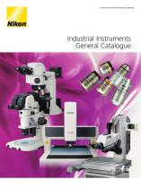 Industrial Instruments General Catalogue