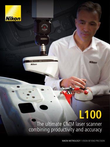 L100 Laser scanner