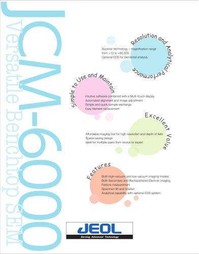 Neoscope JCM-6000 Brochure