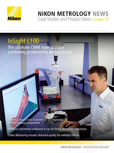 Nikon Metrology News Vol.10