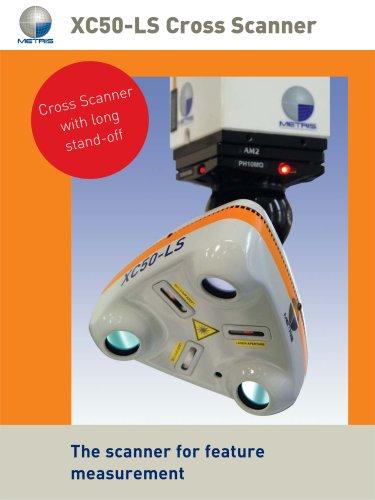 XC50-LS Cross Scanner