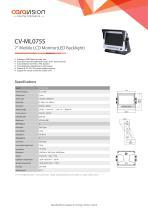 "CV-ML075S  7"" Mobile LCD Monitor"