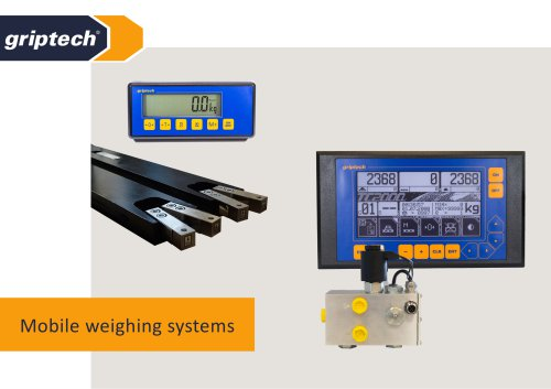 Mobile weighing systems