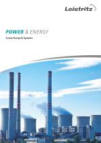 Leistritz power & energy brochure