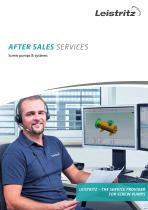 Leistritz Pump Technology: After Sales Service