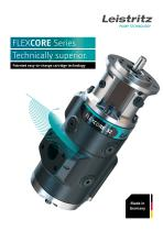 Leistritz Pump Technology: Flexcore Series