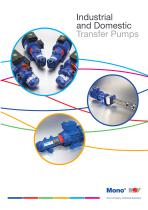 Industrial and Domestic Transfer Pumps