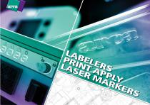 Labelling & Marking machines catalogue