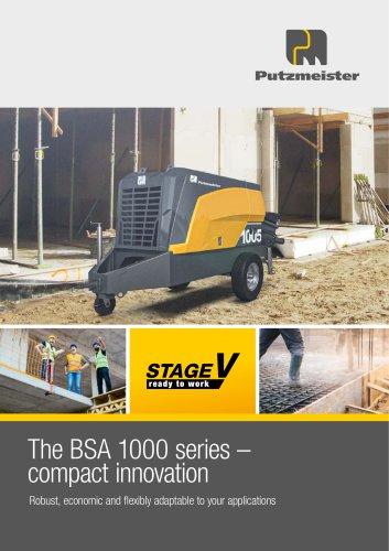 BSA1000 Brochure EN