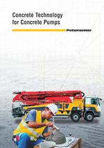 Concrete Technology for Concrete Pumps