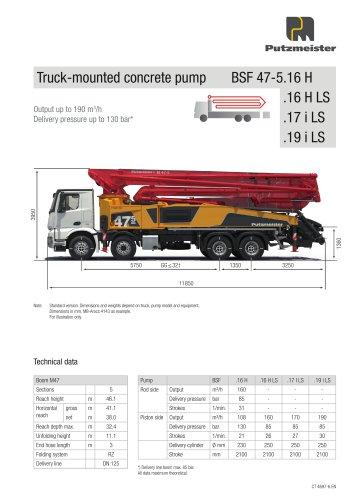 M47-5 Data Sheet EN