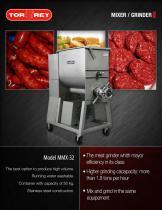 Mixer Grinder MMX32