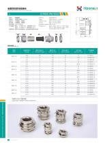 Double Lock Cable gland Hx-NS - 1