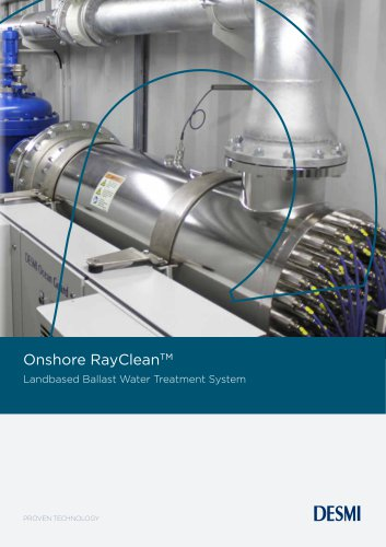 Ballast Water Treatment System - Onshore