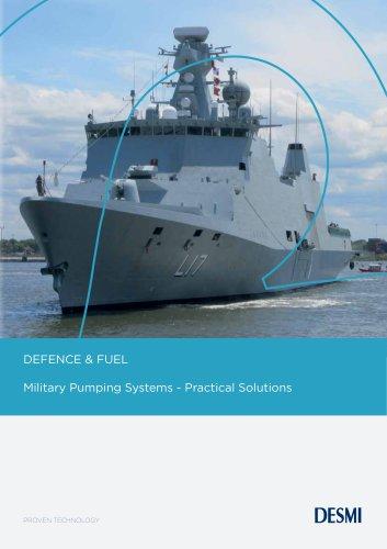 Defence & Fuel segment