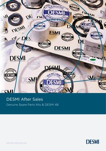 Genuine Spare Parts Kits & DESMI 48
