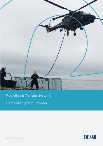 Helicopter Refuelling Systems
