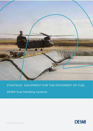 Strategic Equipment for the Movement of Fuel
