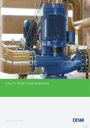 Utility Pump Configurator