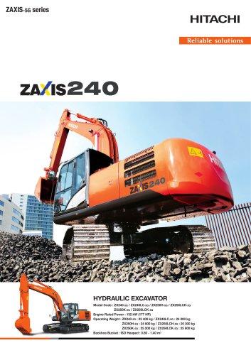 Demolition 25 tonnes