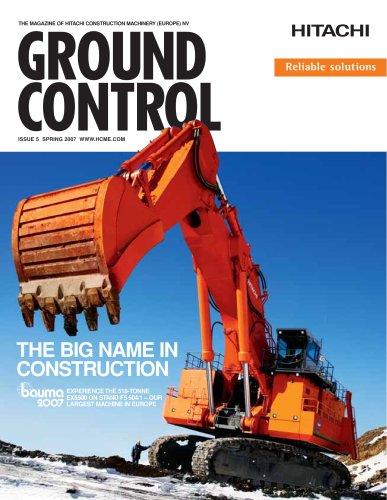 Ground Control no.5 UK
