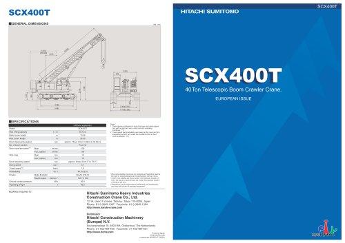 SCX400T