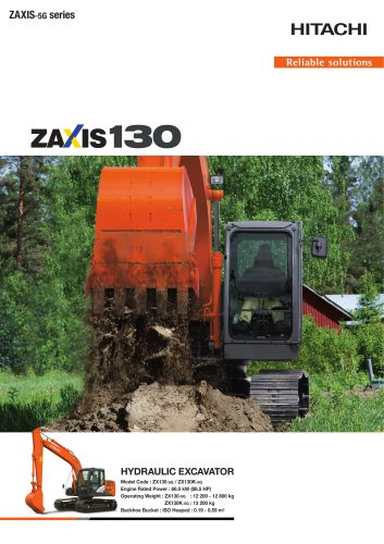ZAXIS130