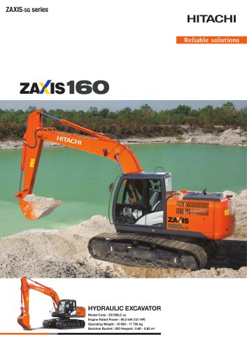 ZAXIS160