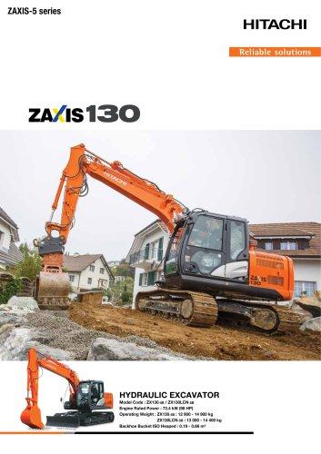 ZX130-5 / ZX130LCN-5