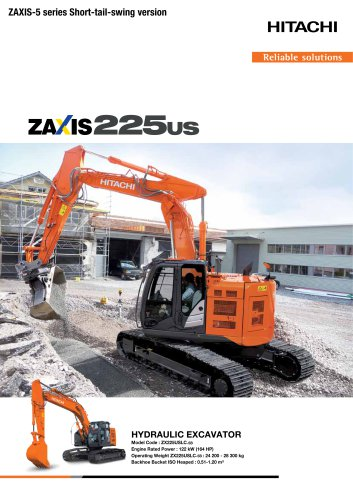 ZX225USLC-5